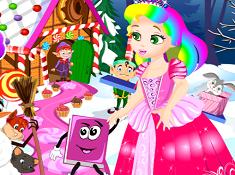 Princess Juliet and Friends Hide and Seek