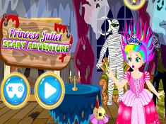 Princess Juliet Scary Adventure