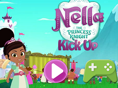 Princess Nella Kick Up