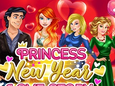 Princess New Year Love Story