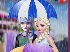Princess Rain Day Love