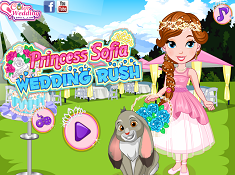 Princess Sofia Wedding Rush