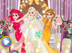 Princesses Bridesmaids Party