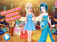 Princesses From Unknown to Famous
