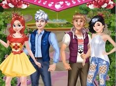 Princesses Mate Selection Criteria