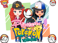 Princesses Pokemon Trainers