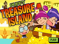 Puffy Treasure Island