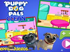 Puppy Dog Pals Clean