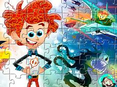 Puzzle Penn Zero in Space