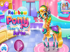 Rainbow Pony Beauty Salon