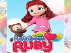 Rainbow Ruby Puzzle