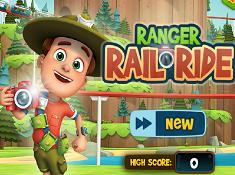 Ranger Rail Ride