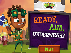 Ready Aim Underwear