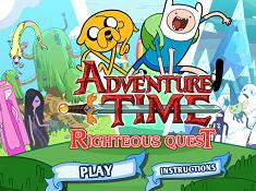 Righteous Quest