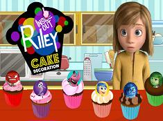 Riley Cake Decoration