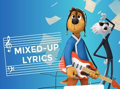 Rock Dog Mixed Up Lyrics