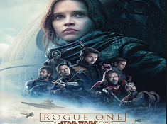 Rogue One a Star Wars Story Spot the Numbers