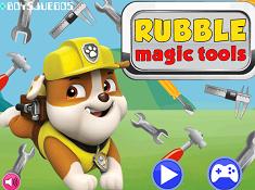 Rubble Magic Tools