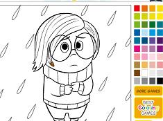 Sadness Coloring