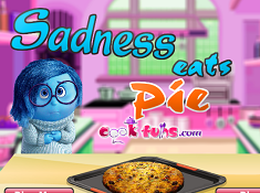 Sadness Eats Pie