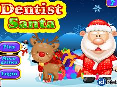 Santa Dentist