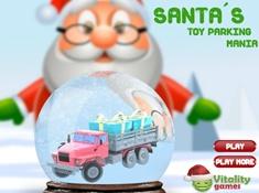 Santas Toy Parking Mania