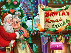 Santas Xmax Tricks