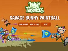 Savage Bunny Paintball