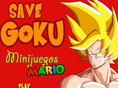 Save Goku