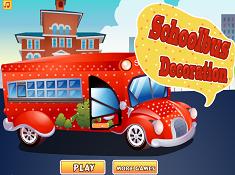 School Bus Decoration