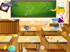 School Cleanup