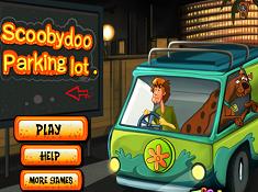 Scooby Doo Parking Lot