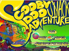 Scooby Doo Snack Adventure