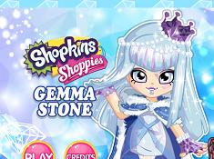 Shopkins Shoppies Gemma Stone