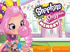 Shopkins Shoppies Memory