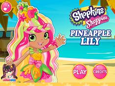 Shopkins Shoppies Pineapple Lily