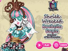 Shriek Wrecked Rochelle Goyle