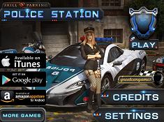 Skill Parking Police Station