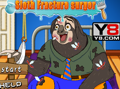 Sloth Fracture Surgery