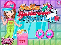 Sofia Bathroom Cleaning