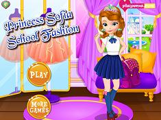 Sofia School Fashion