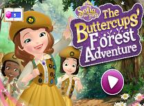 Sofia the Butercups Forest Adventure