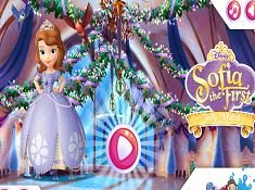 Sofia the First Jelly Match