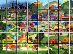 Sort My Tiles Noddy in Toyland