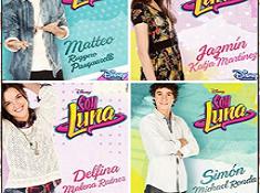 Soy Luna Disney Puzzle