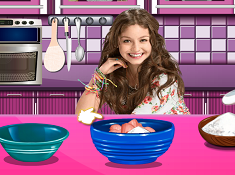 Soy Luna Master Chef Cooking