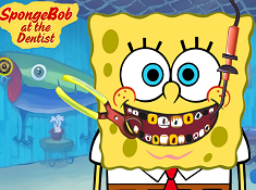 Spongebob at the Dentist