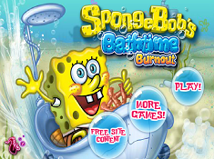 Spongebob Bathtime Burnout