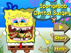 Spongebob Dental Surgery