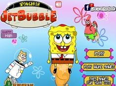 Spongebob Jet Bubble